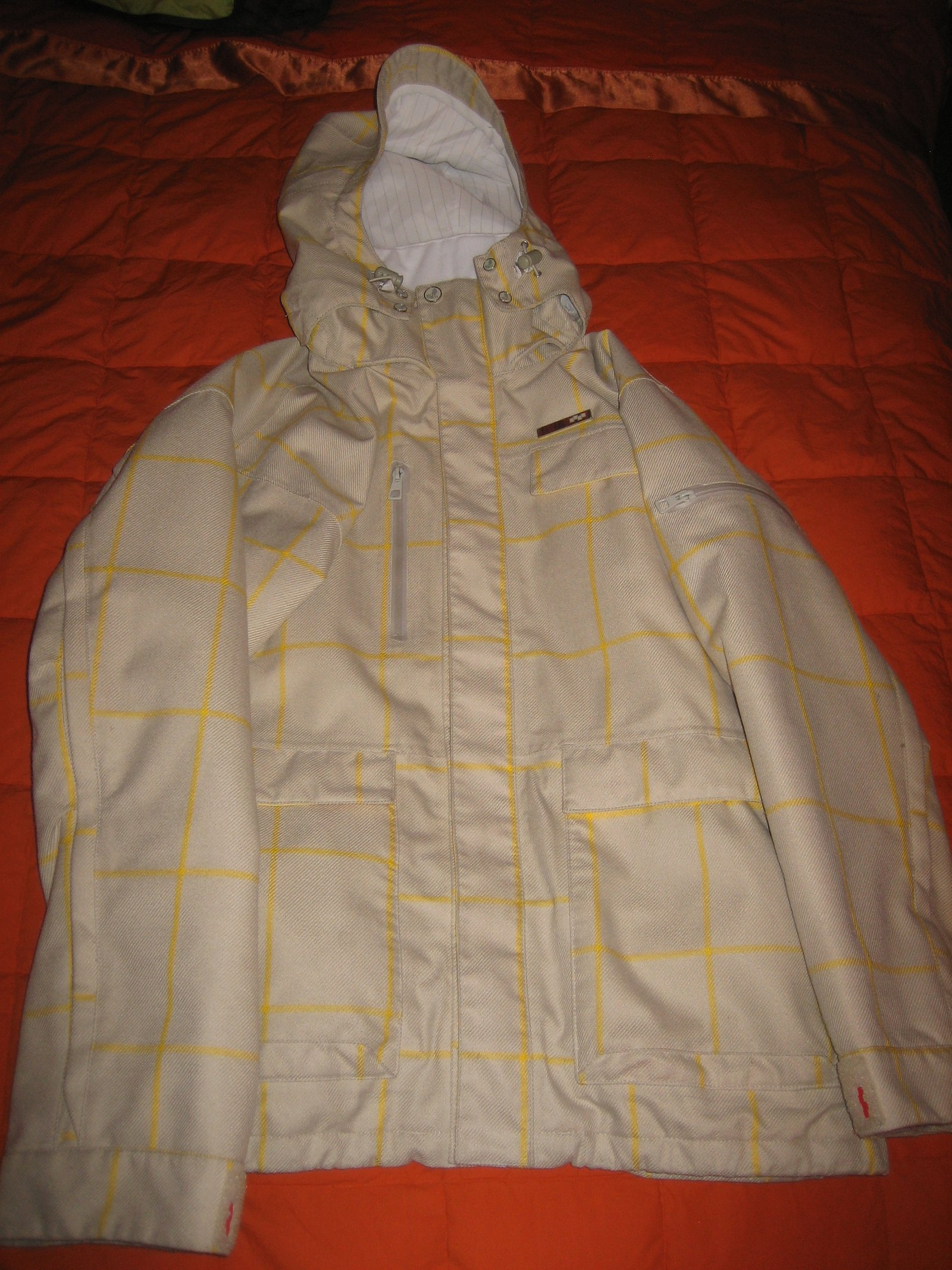 Medium Foursquare Jacket