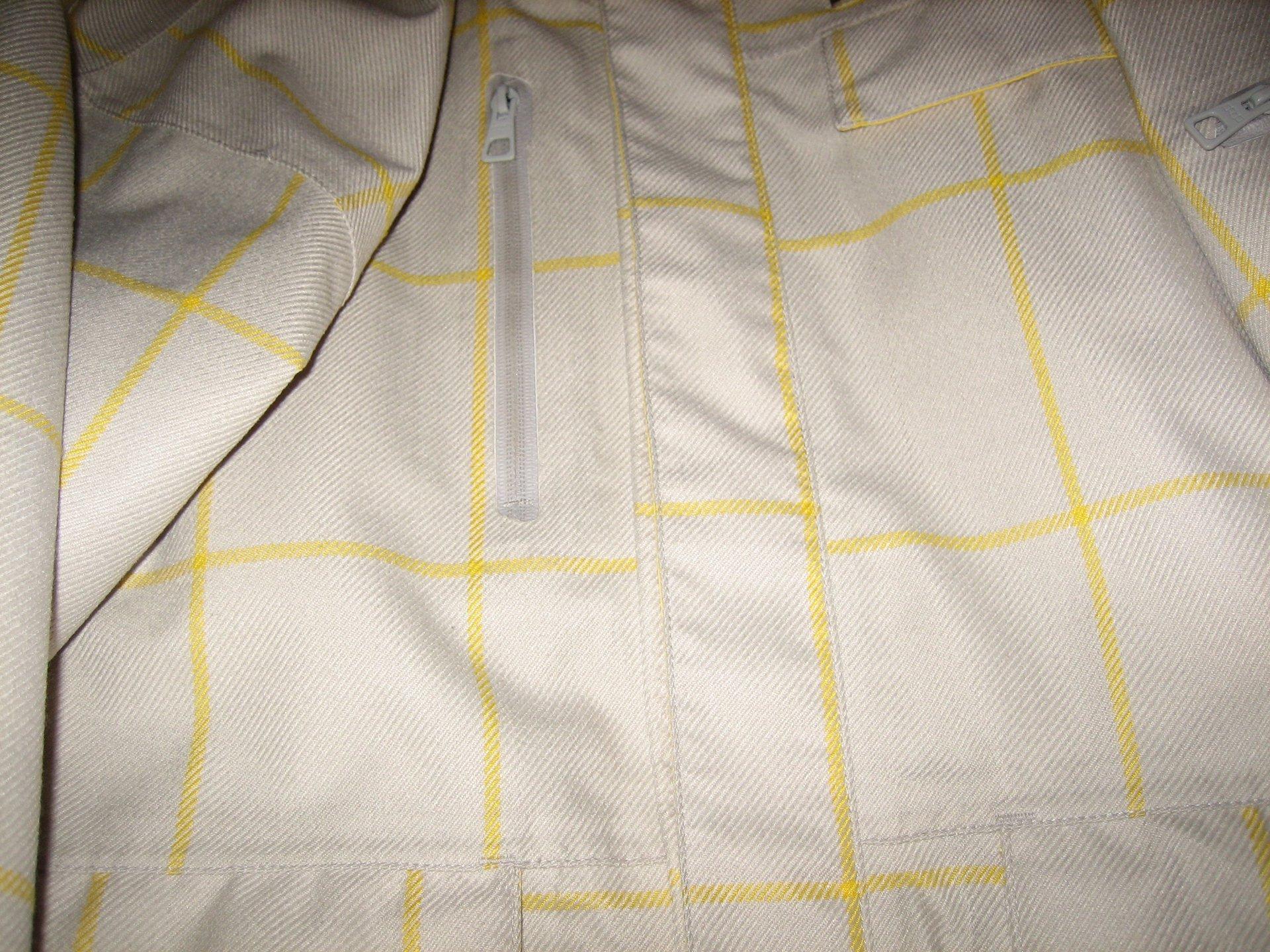 Medium Foursquare Jacket