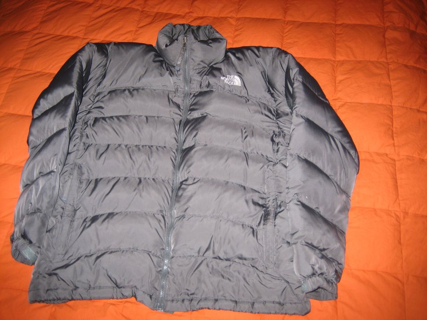 Large Northface Jacket