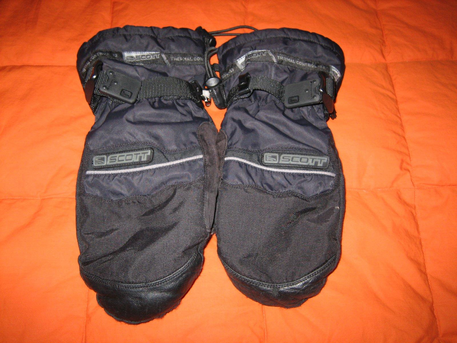 Small Scott Gloves