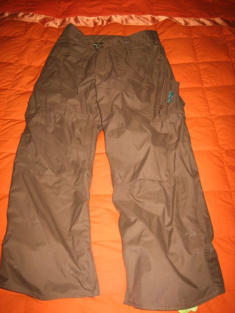 Medium Ronin Pants