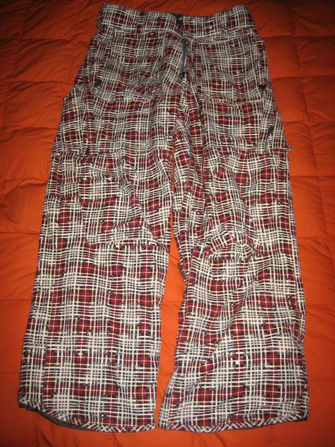 Small Ronin Pants