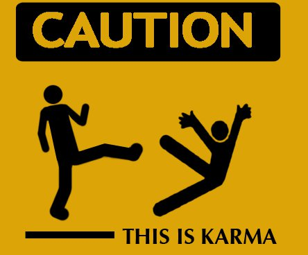 This Is Karma!