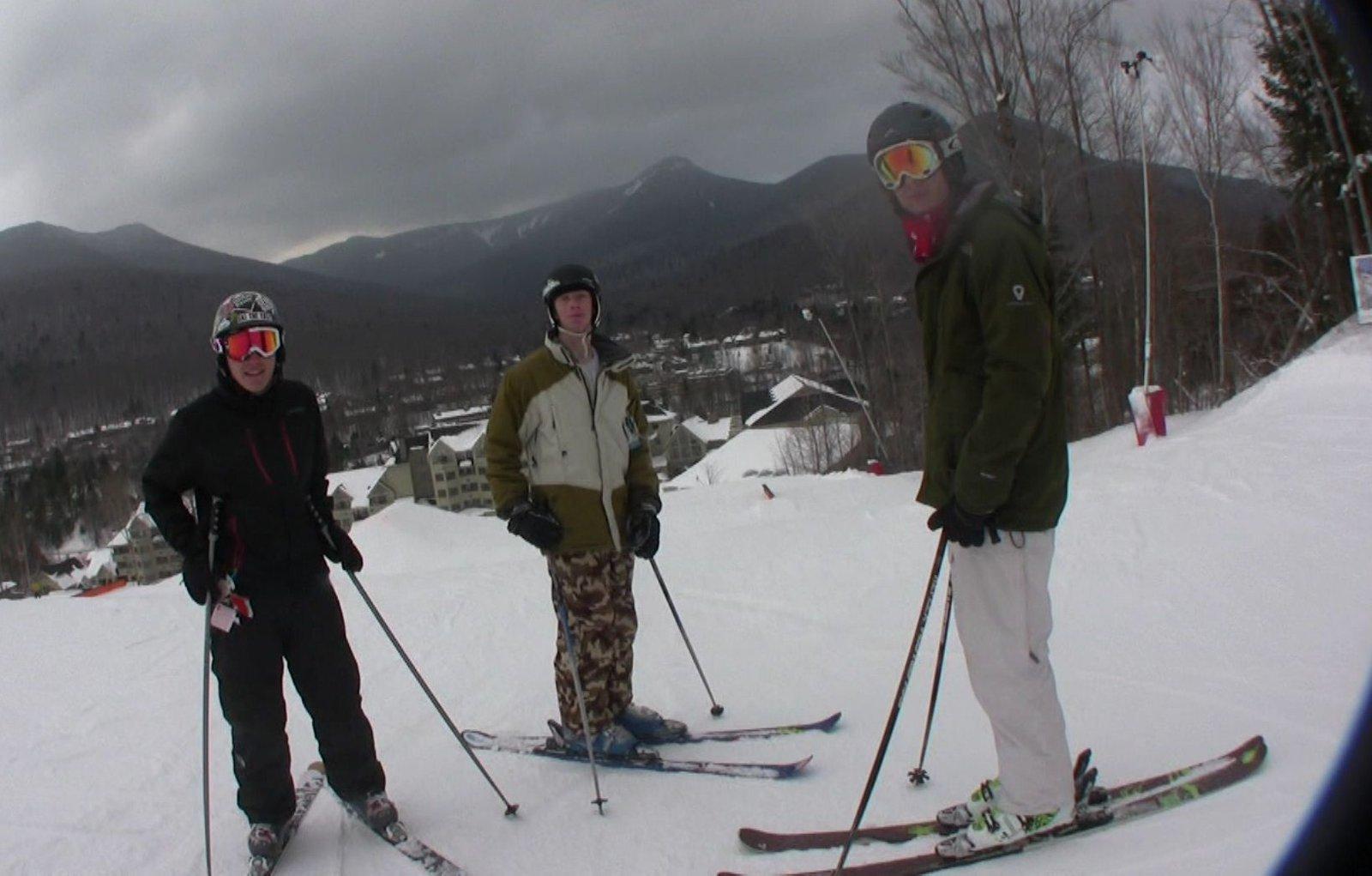 Brian, Alex & Doug