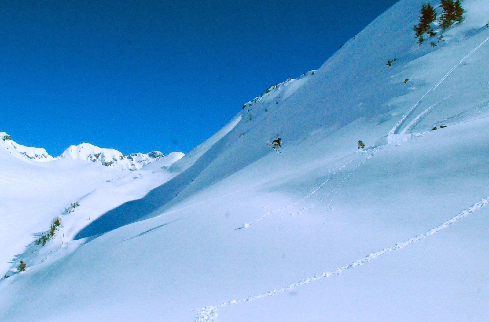 BC Jump in Switzerland