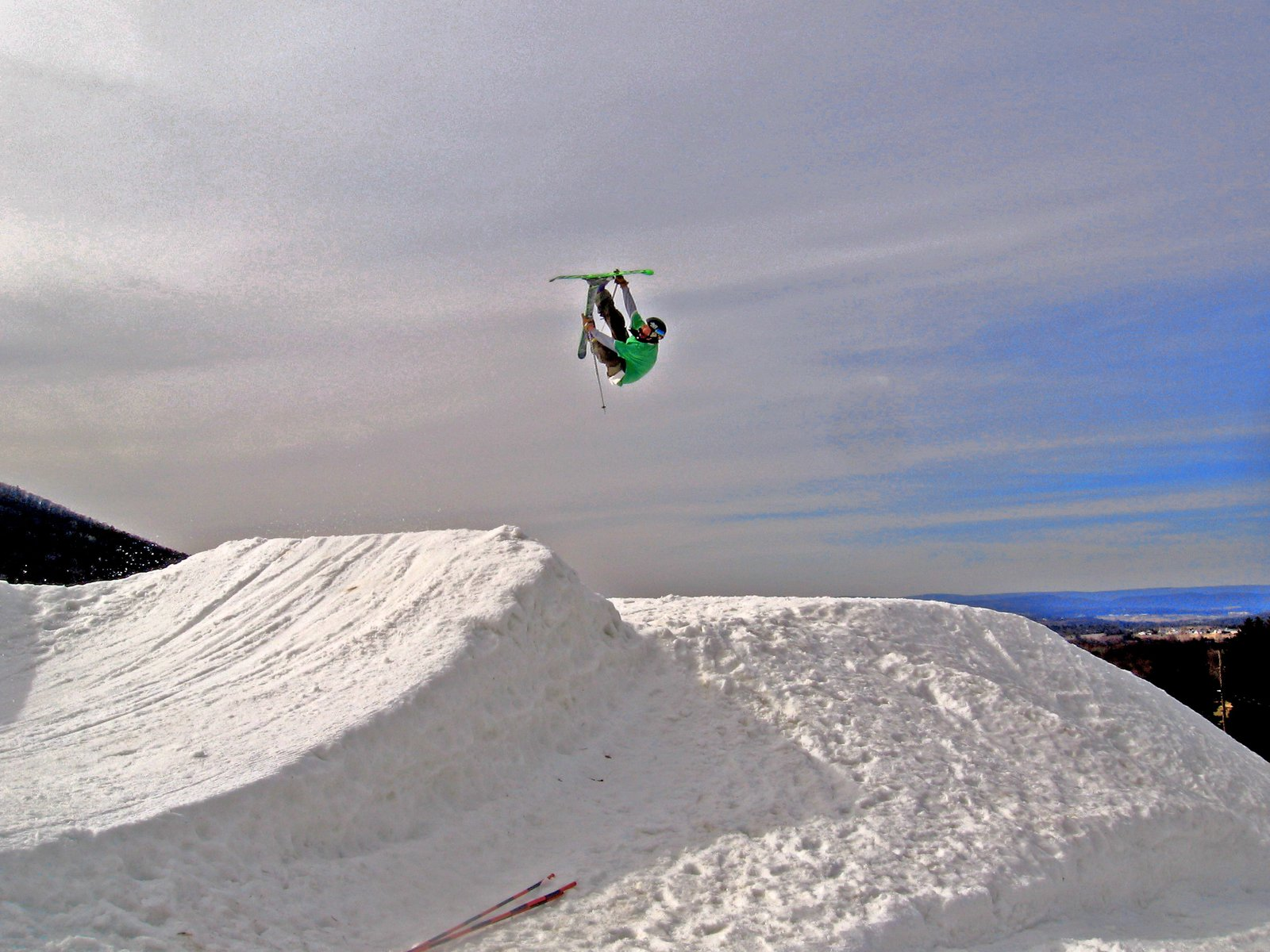 Big air comp