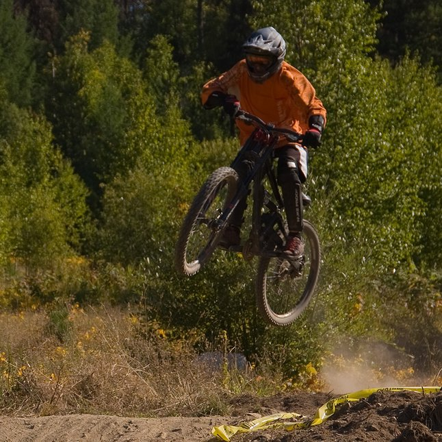 Me at fat-tire 08