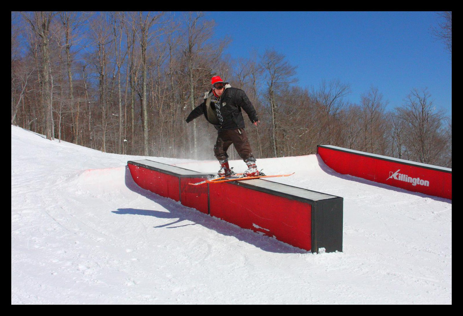 Dfd box at killington