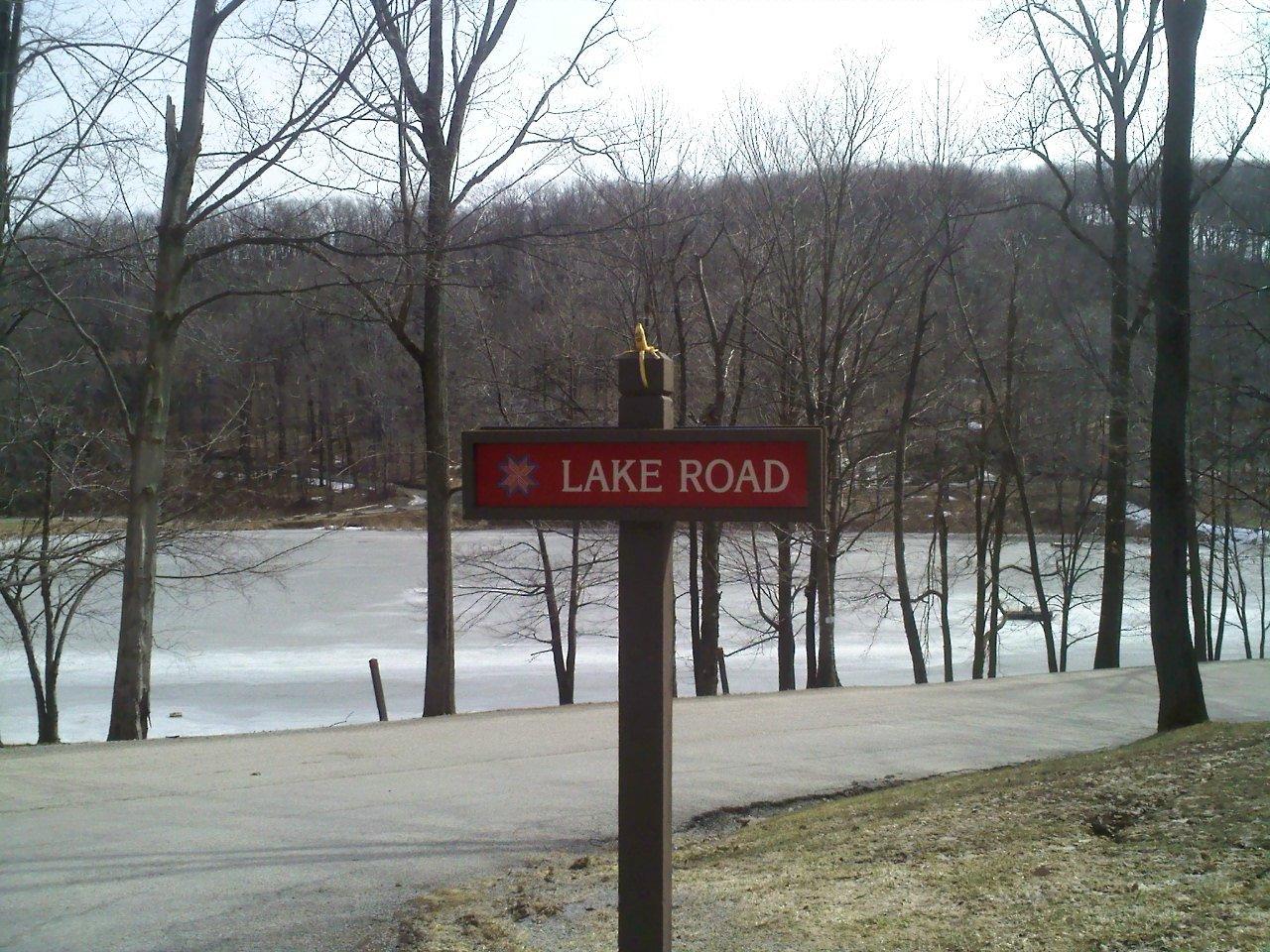Lake Road Nanerpus Massacre