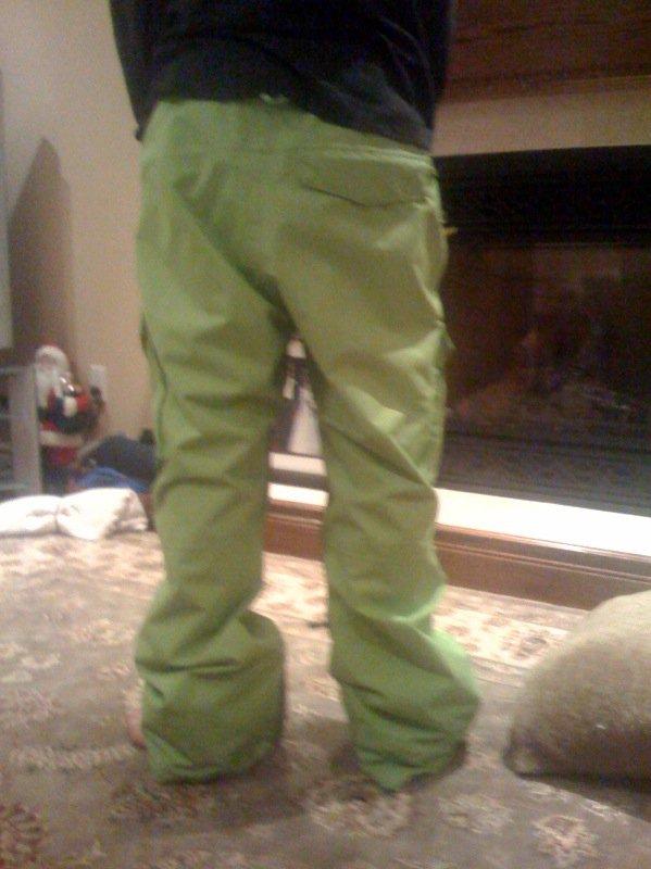 Pants - Back