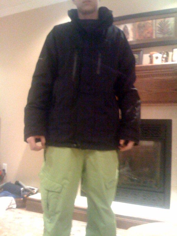 Coat - Front