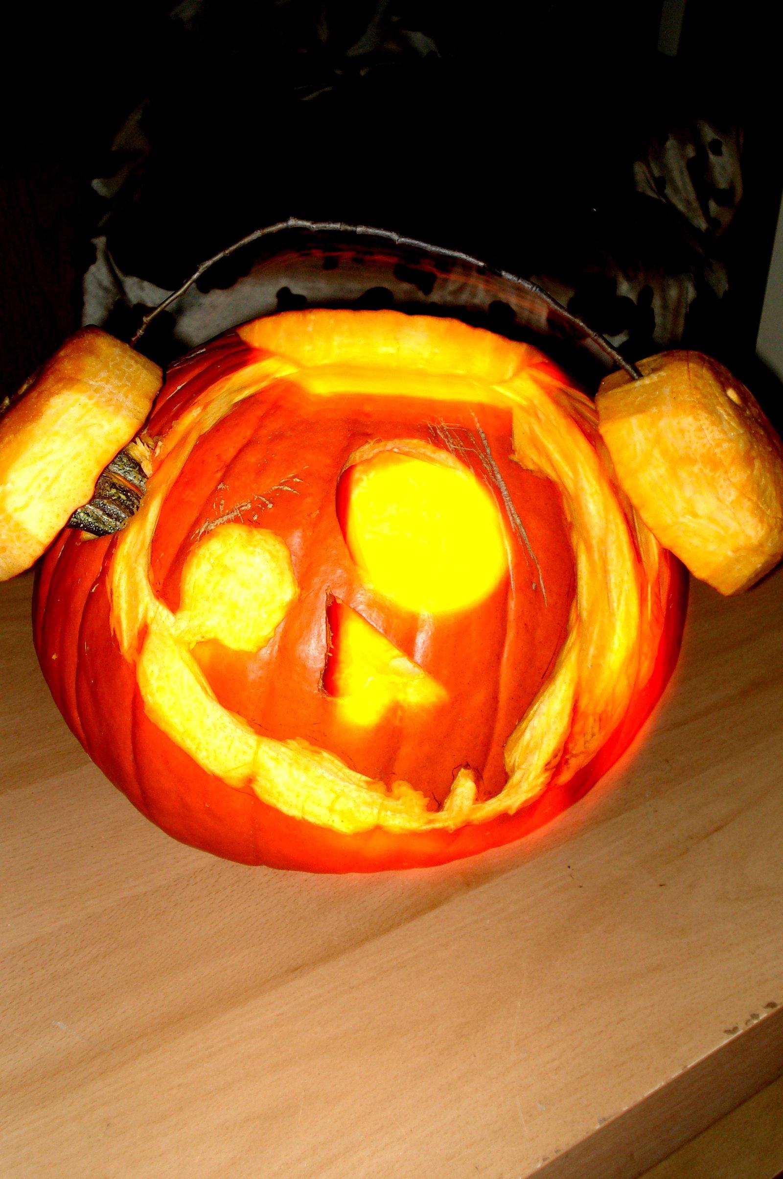 SkullCandy Pumpkin