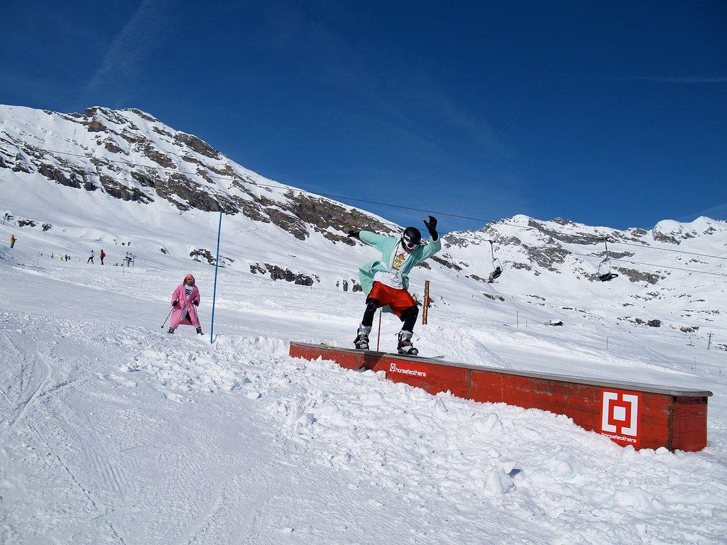 Change (snow vs ski)