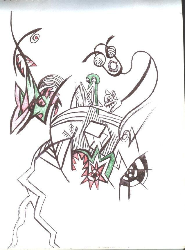 Doodlely doodle