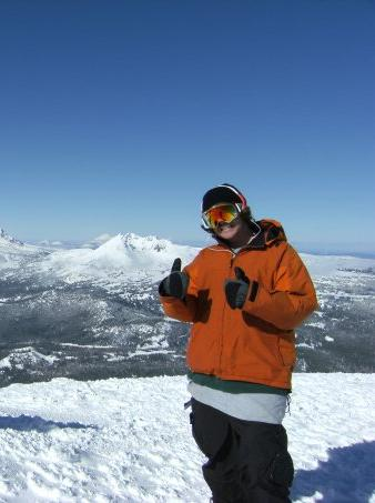 Top of the World!!