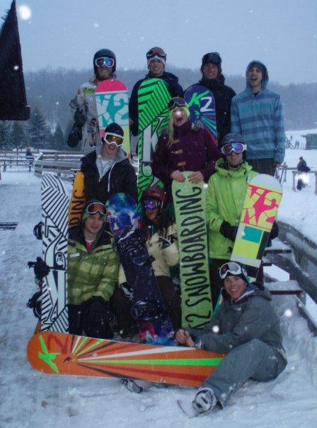 K2 demo 2010 boards day