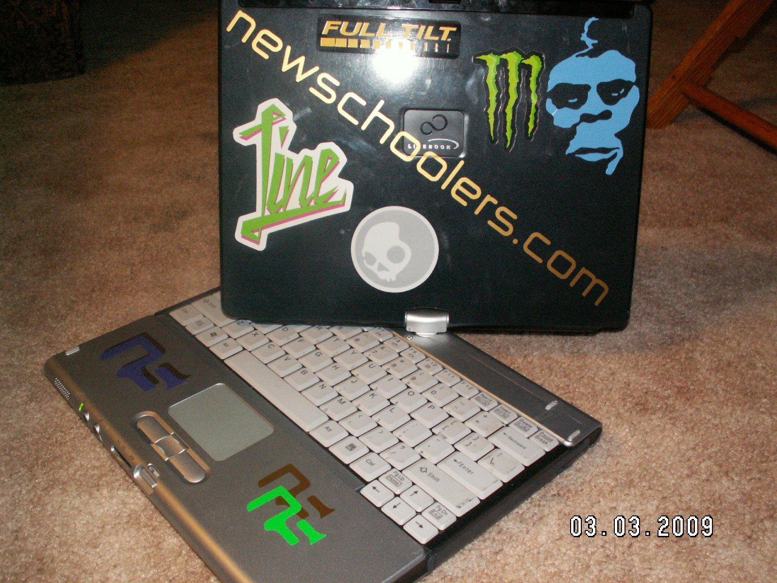 School Laptop