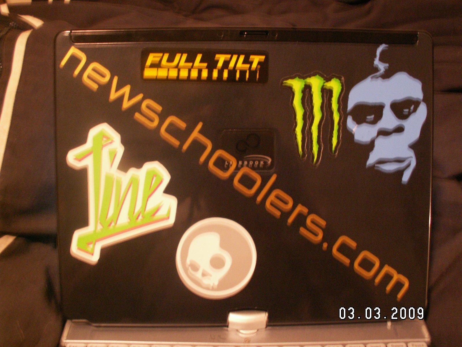 School Laptop 2