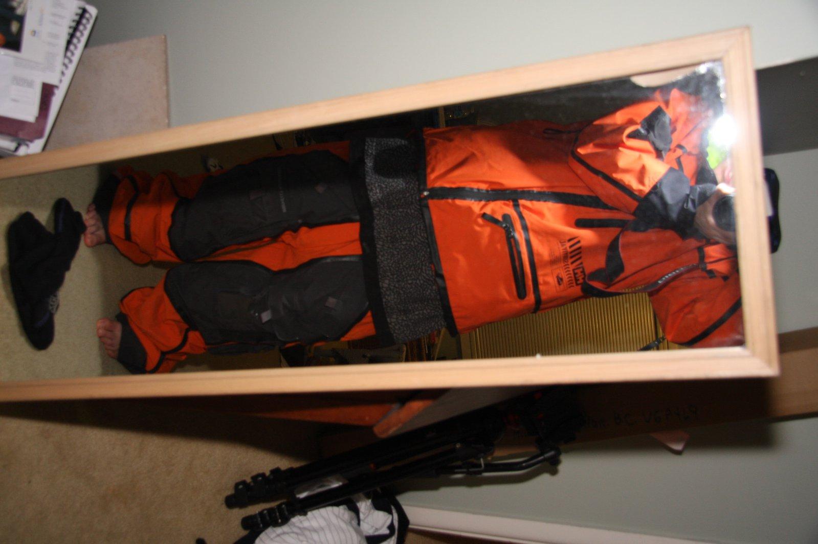 HellY Hansen Survival Suit for Sale