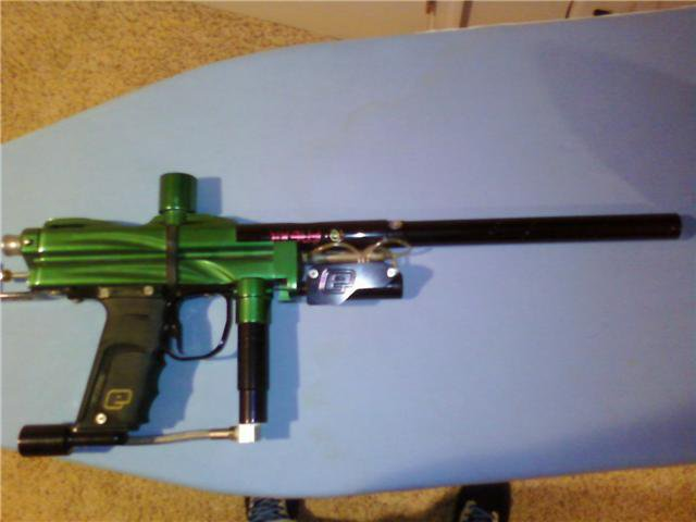 Paintball gun 1