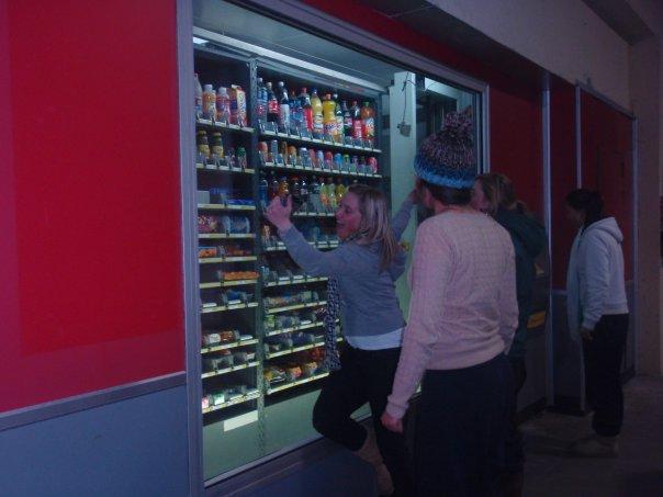 Coolest Vending Machine ever!