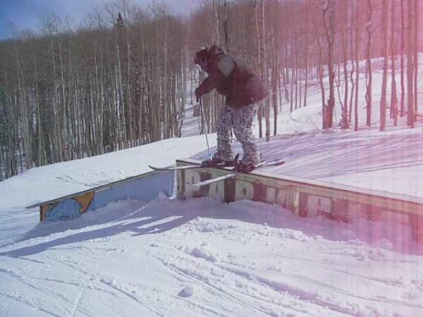 Up gap down bar