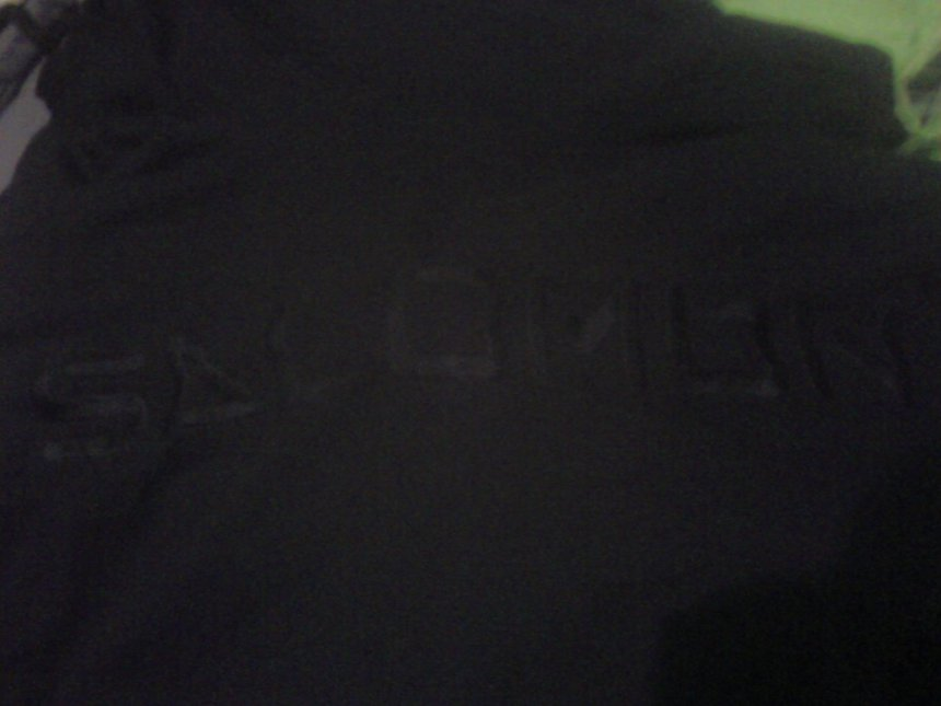 Back Of salomon Hoodie