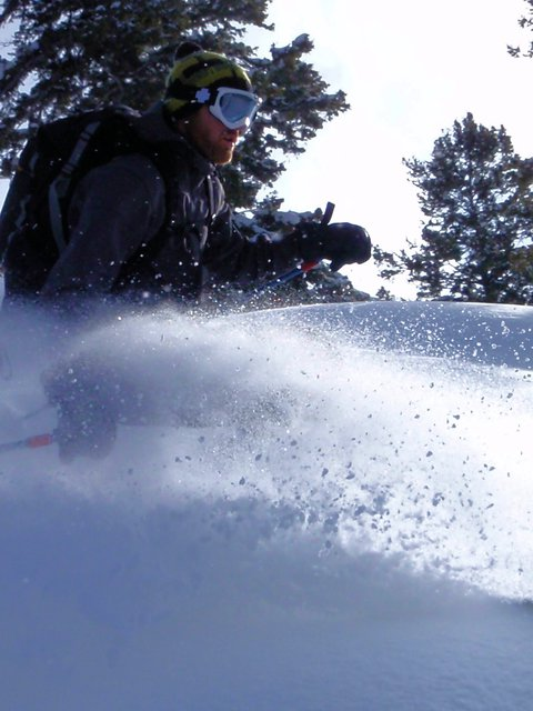 Wasatch pow 9