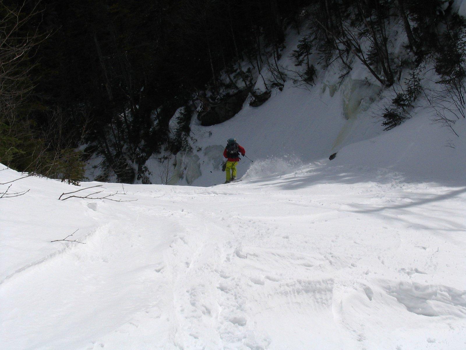 Droppin in a chute