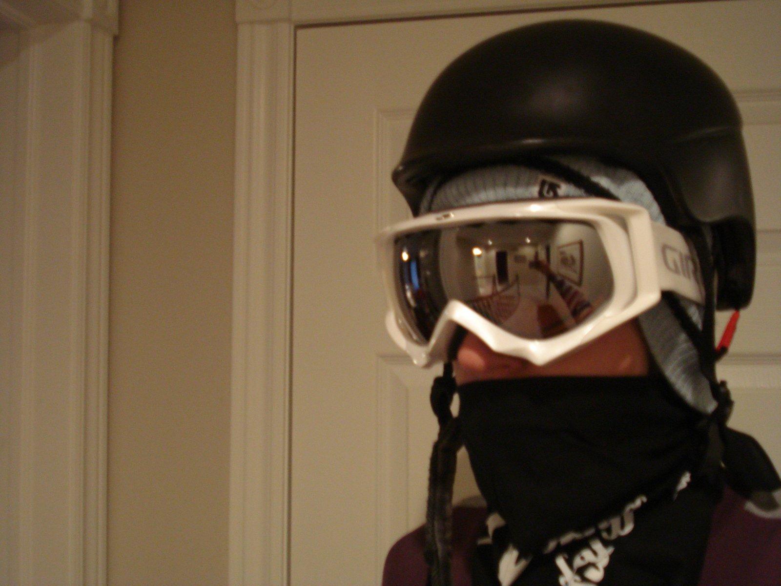 Helmet Goggs