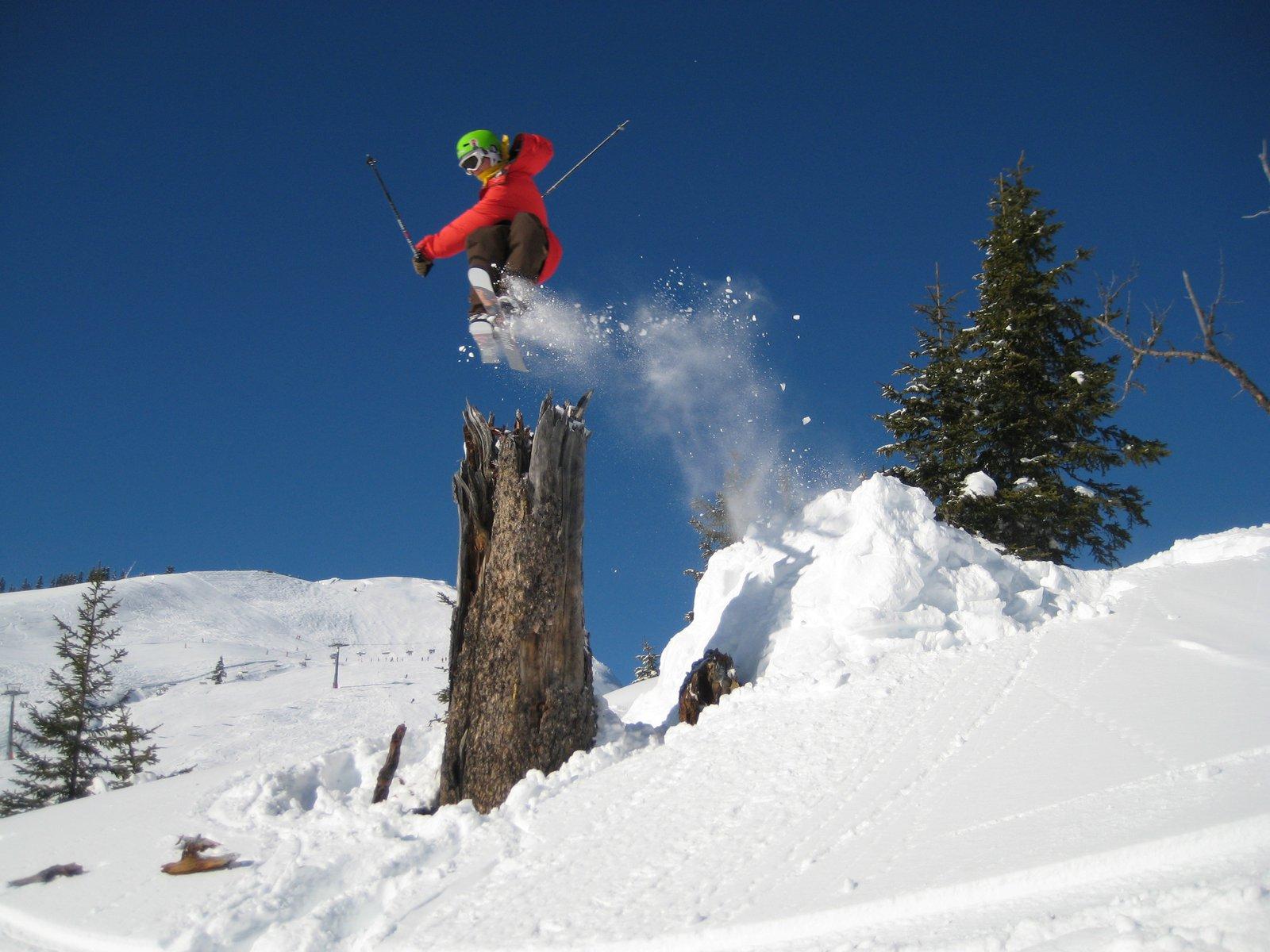 Sick Tree Jump