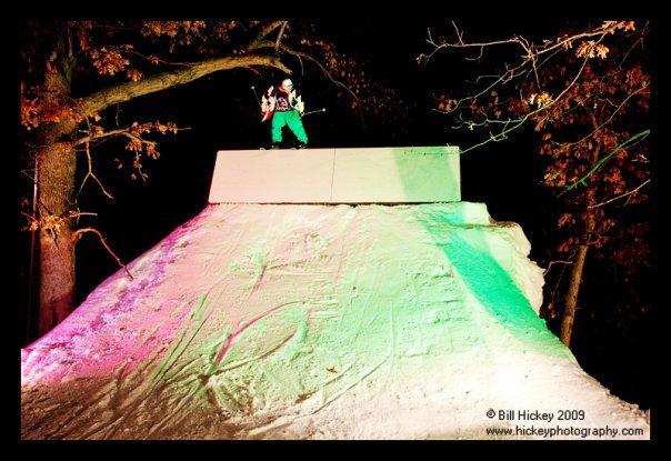 Alex Schlopy Quarter-Pipe Wall Ride