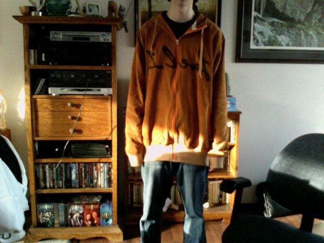 Jiberish Level 1 hoodie