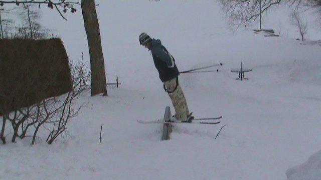 Backyard nosepress