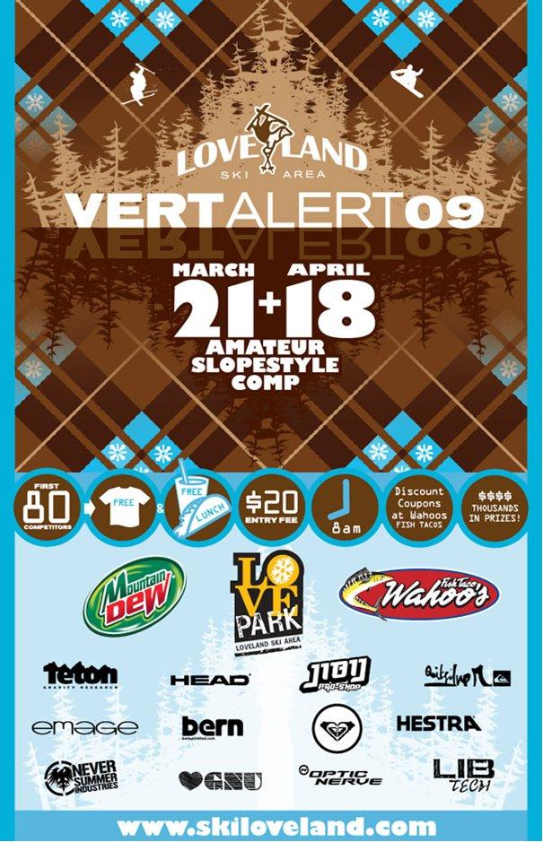 Vert Alert Poster