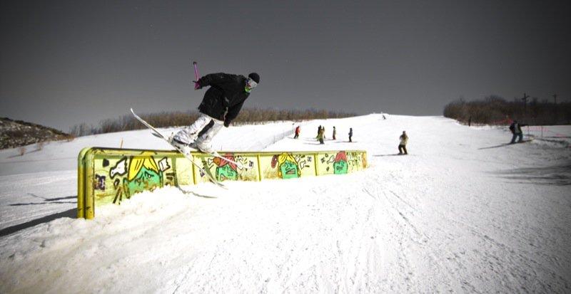 Steve Stepp - S rail