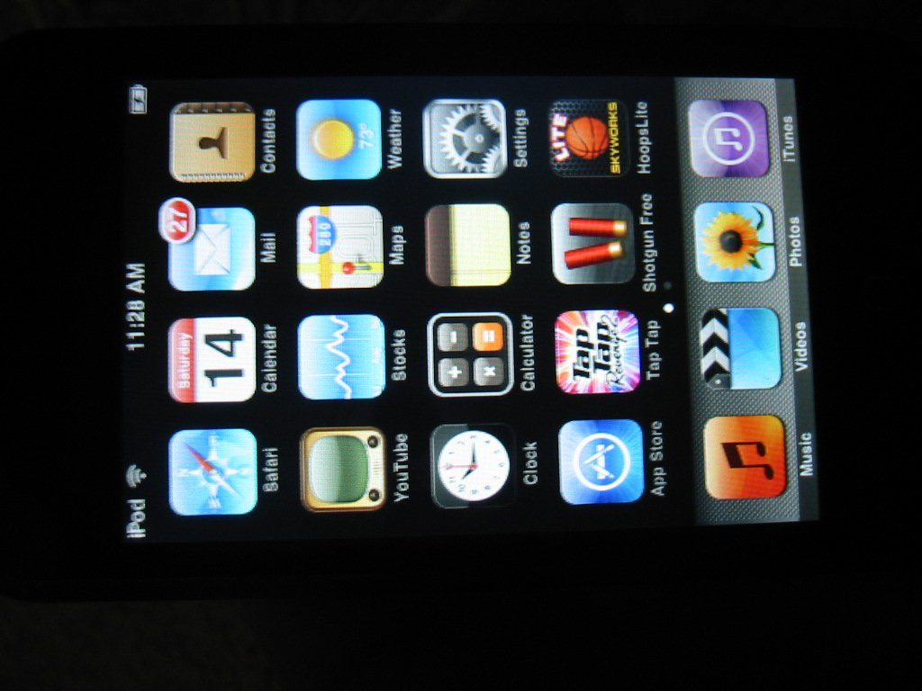 Scotty ipod