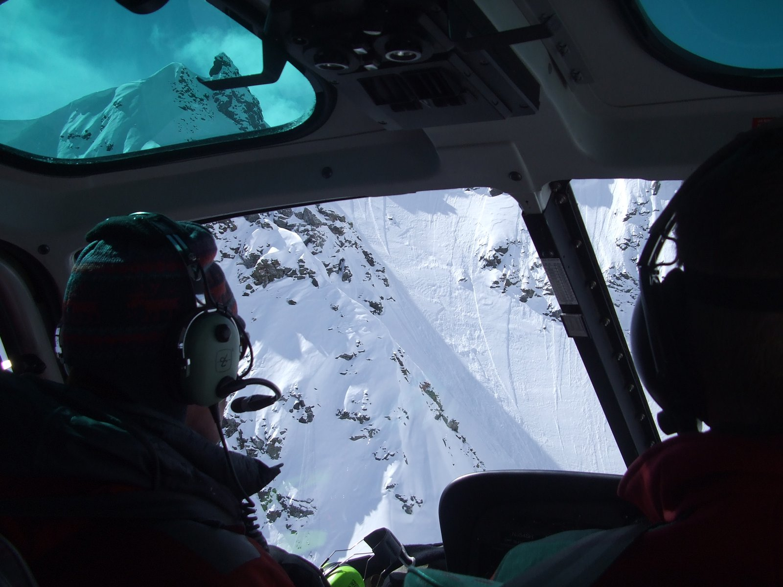 Heli Skiing in the San Juans