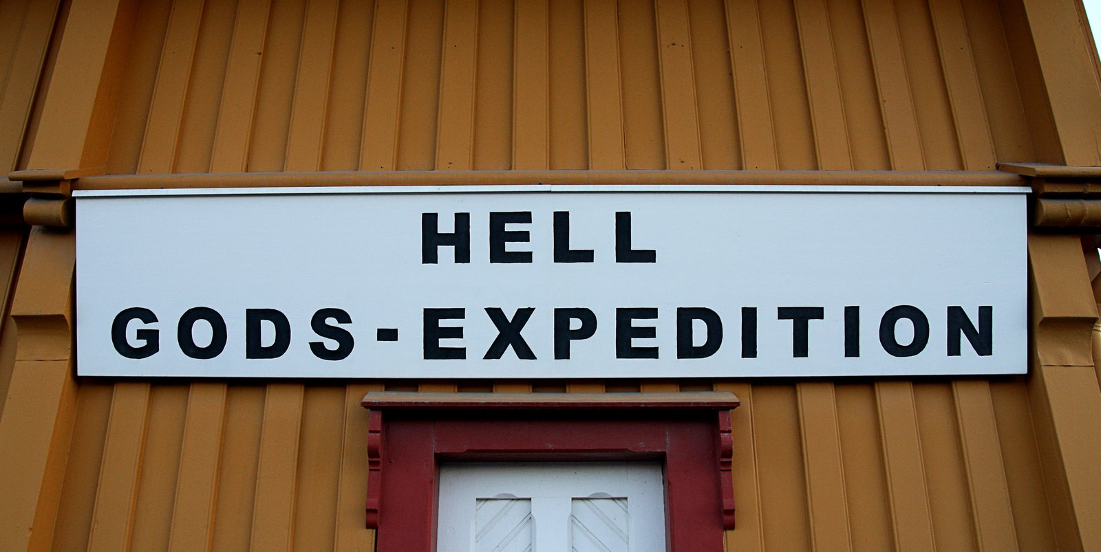 Hell Gods Expedition