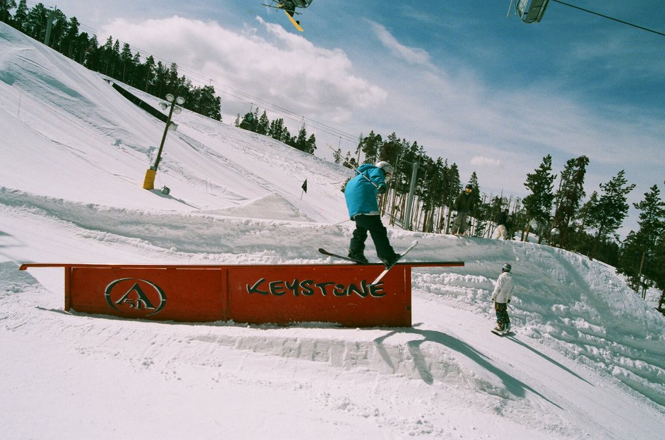 Winding up at keystone