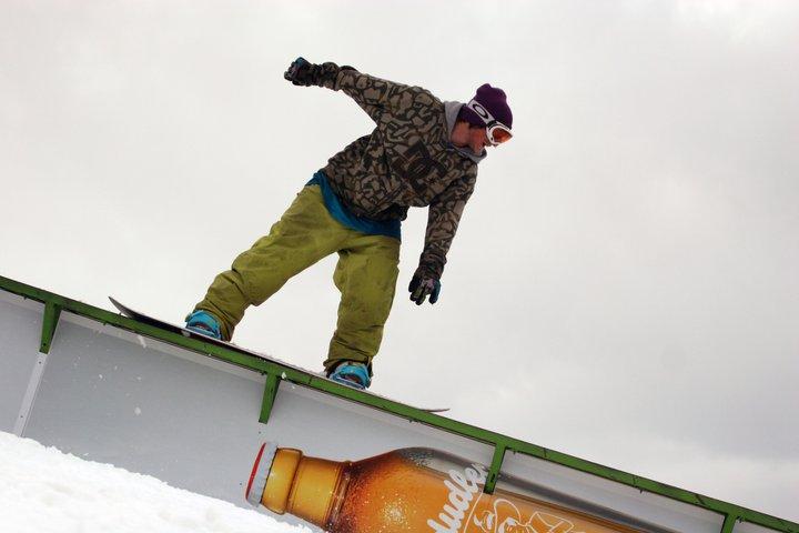 Snowboard 5050