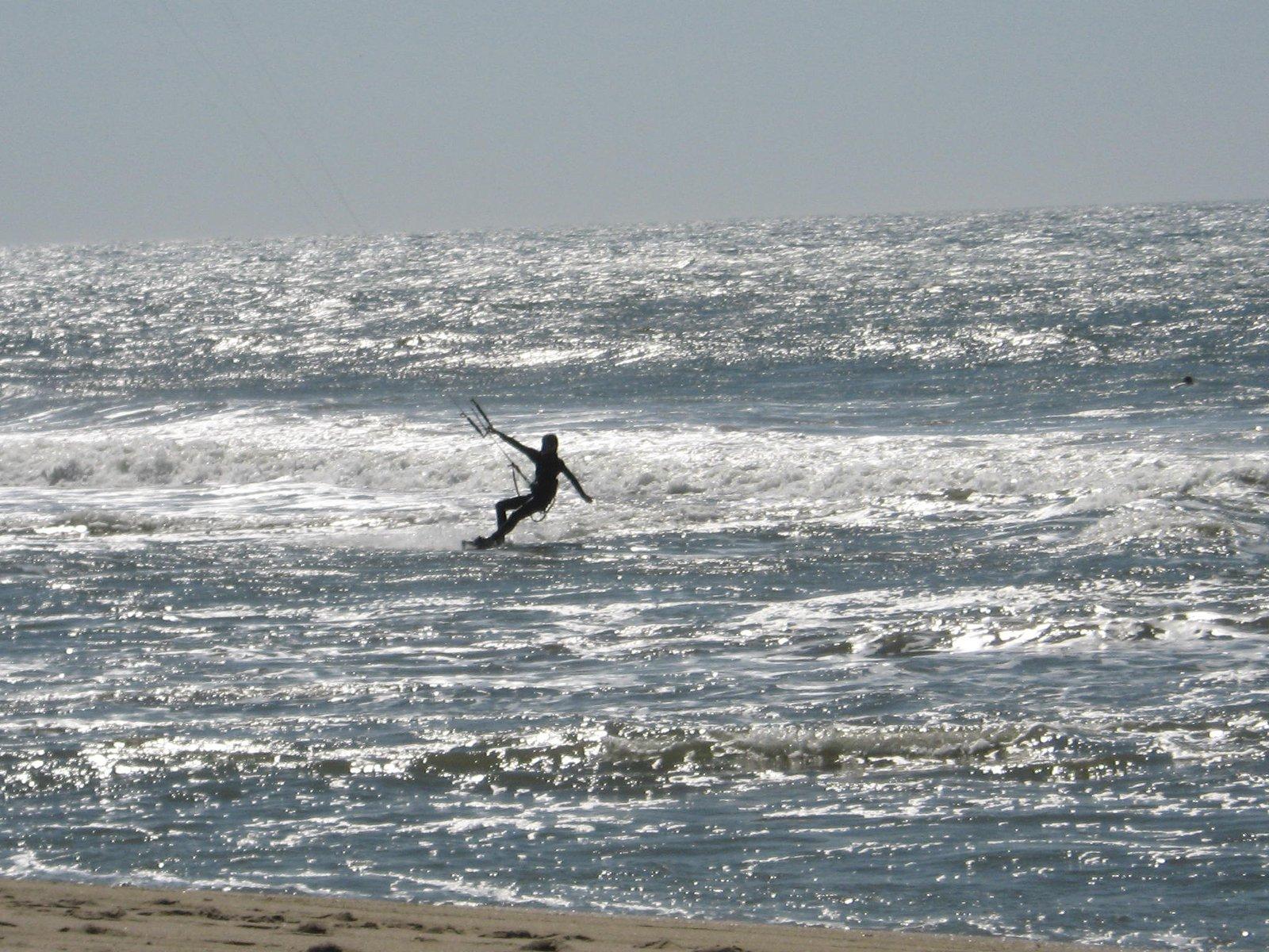 Kiting at sanfran