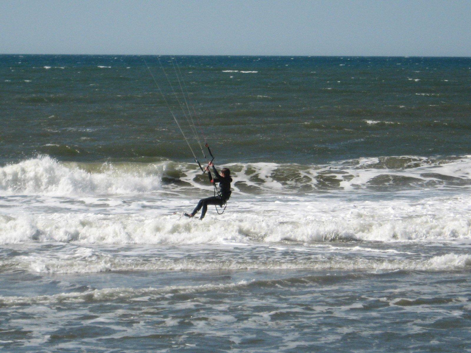 I like to kite
