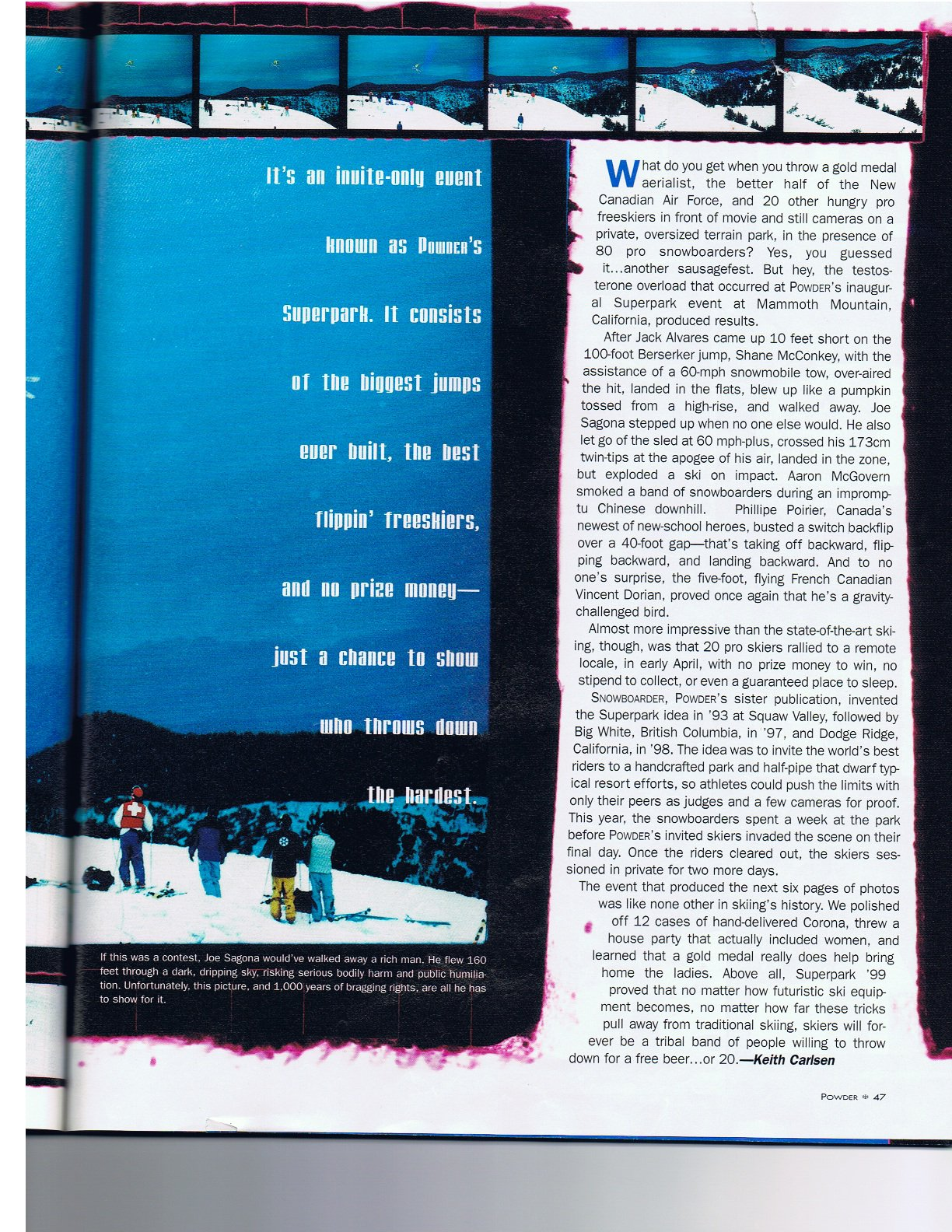 Superpark 1 article - page 2