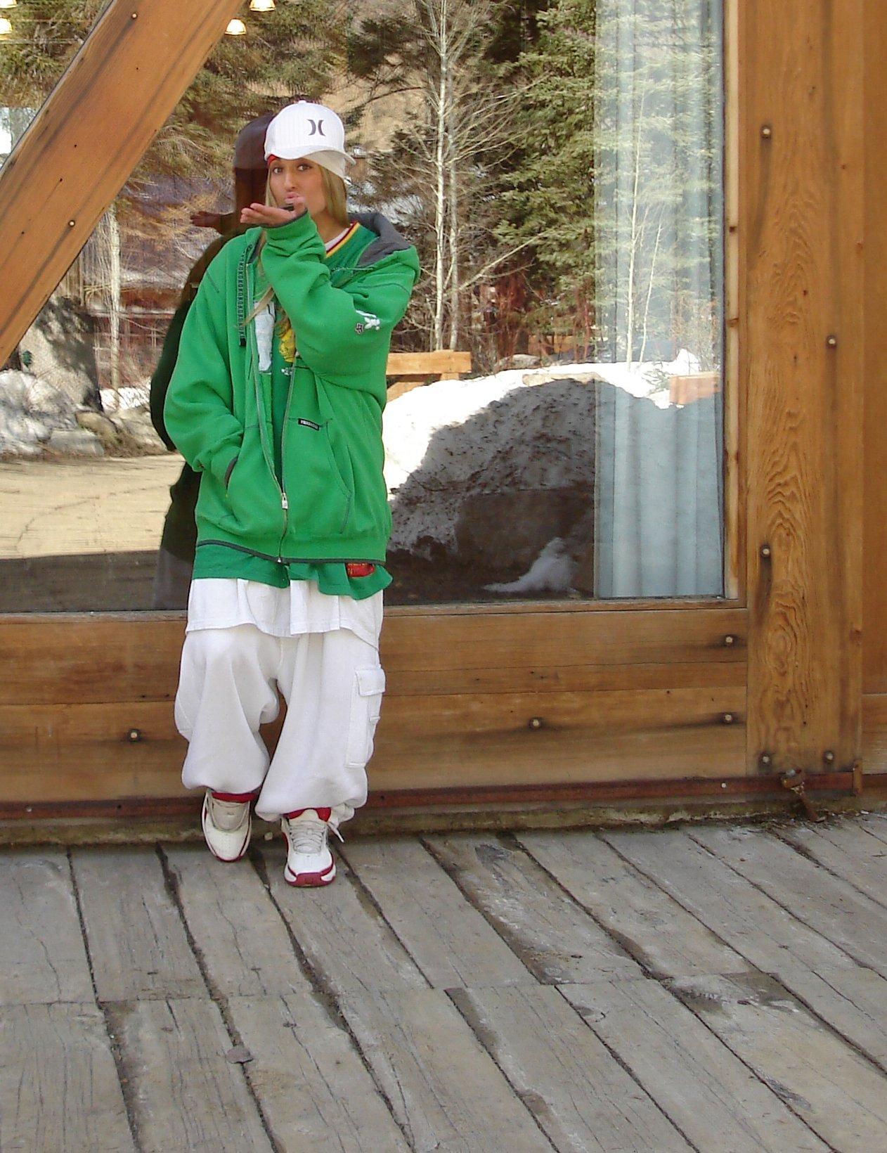 Chillin at Sundance resort