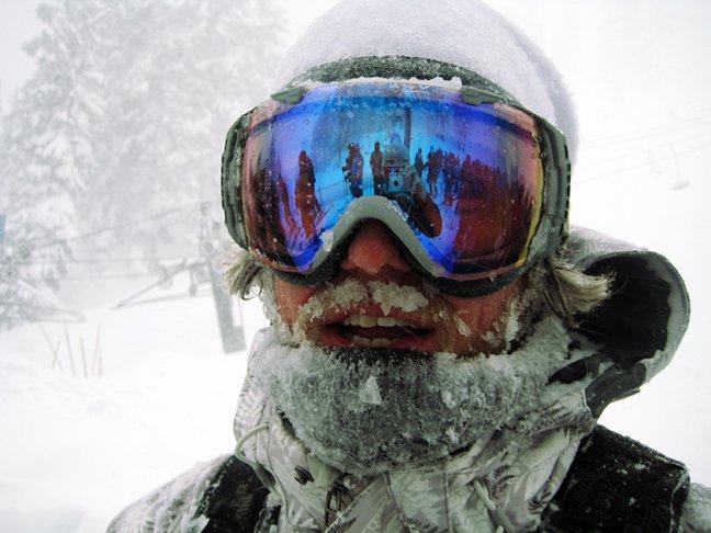 Frosty Face