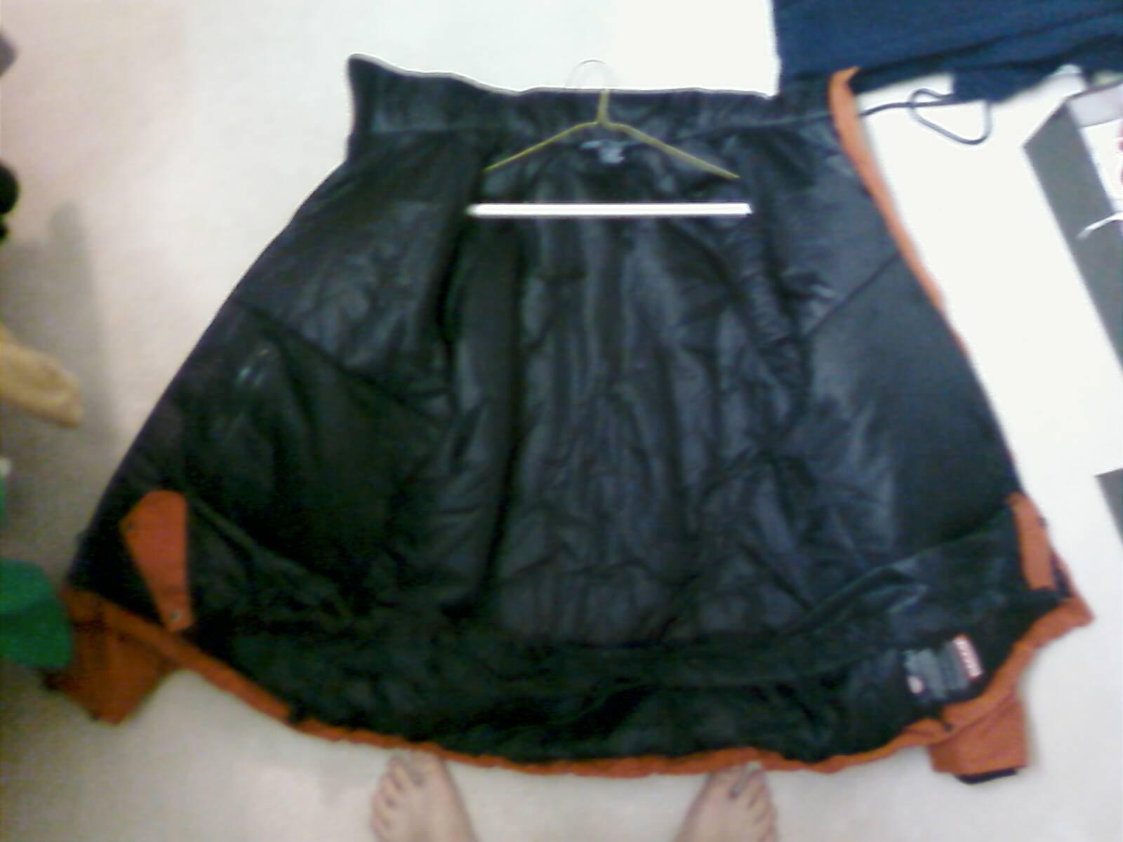 Inside jacket