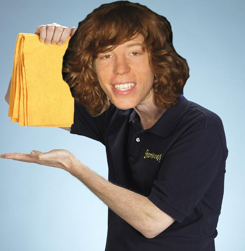 Shawn white shop