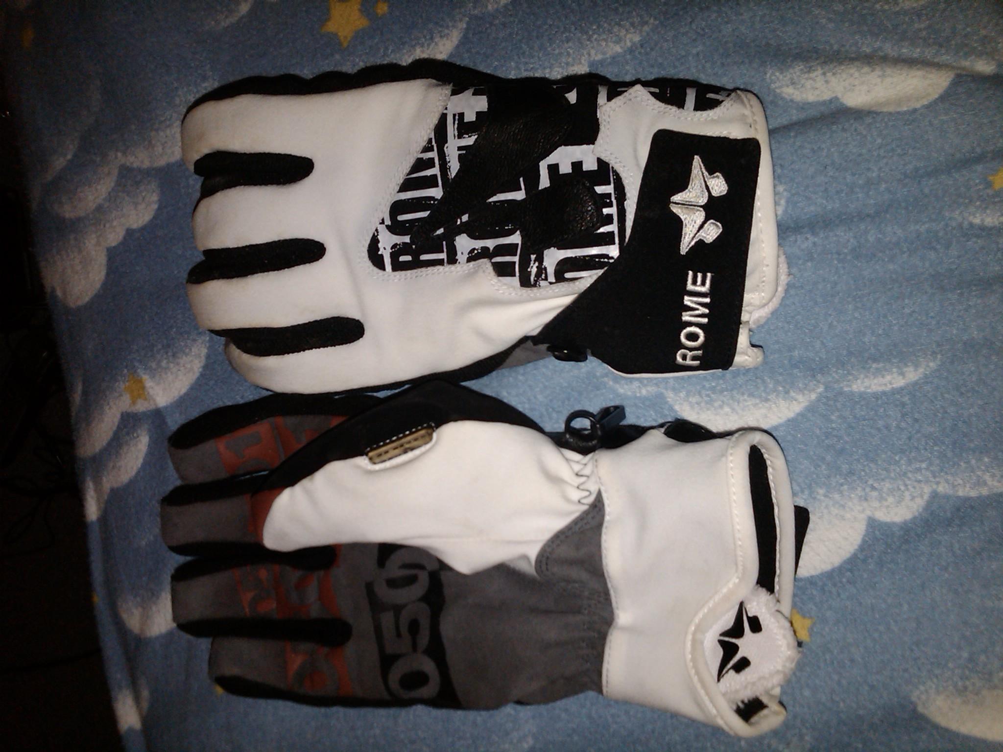 Rome park glove