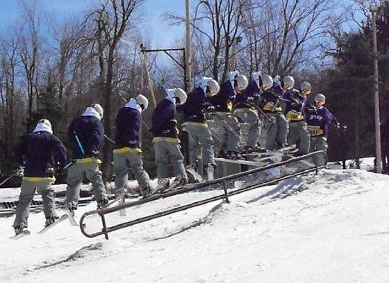 270 onto short hand rail